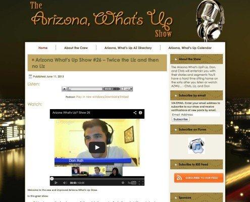 Arizona What's Up Podcast
