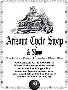 AZ Swap Meet Flier 1